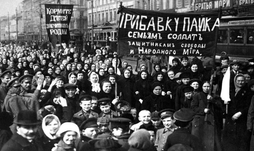 Почему русская революция 1917 года на самом деле обязана своим успехом ненасильственному сопротивлению