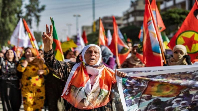 Курдские партии разошлись по вопросу российского приглашения к диалогу с правительством Сирии