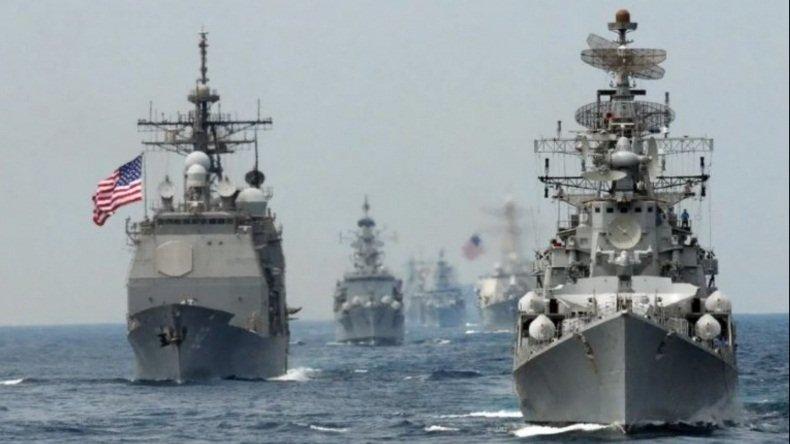 Китай вместе с Россией и Пакистаном создает противовес блоку QUAD (США-Австралия-Япония-Индия)?