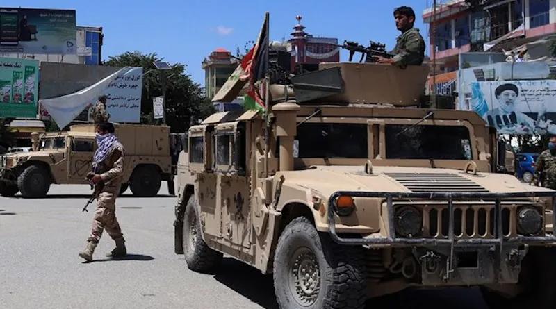 Треугольник Китай-Пакистан-Россия приведет талибов к власти в Афганистане?