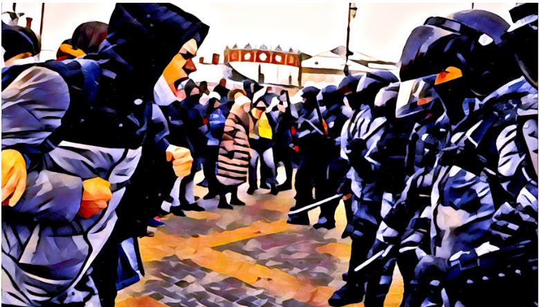 Разгром и разброд: Новая волна политической эмиграции из России