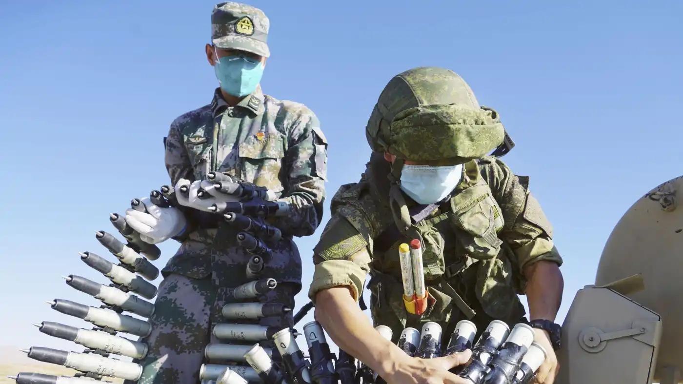 Пойдут ли Россия и Китай на совместное военное вторжение в Афганистан?