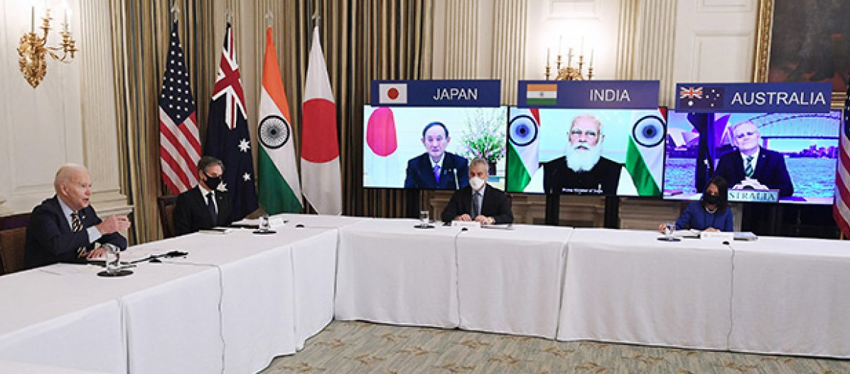 Может ли пятистороннее с оглашение о региональной безопасности с участием Китая, России, Пакистана, Турции и Ирана противостоять Quad