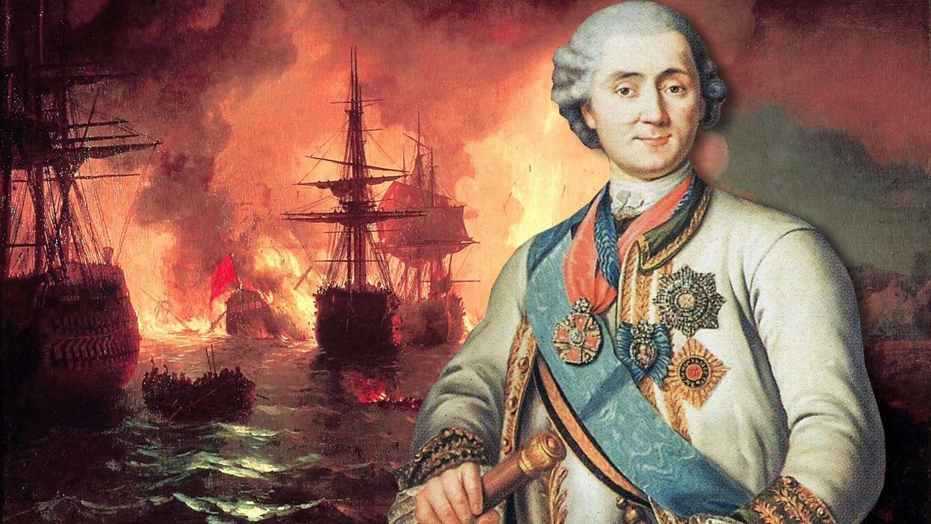 Когда русские завоевали Бейрут: Первые российские военные базы на Ближнем Востоке могли появиться ещё в XVIII веке