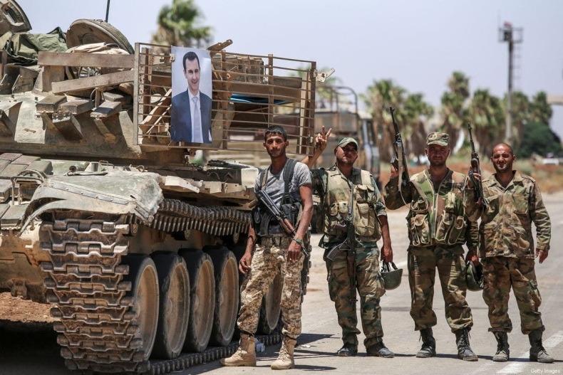 Сирийский режим отправляет посланника в США на фоне разногласий с Россией
