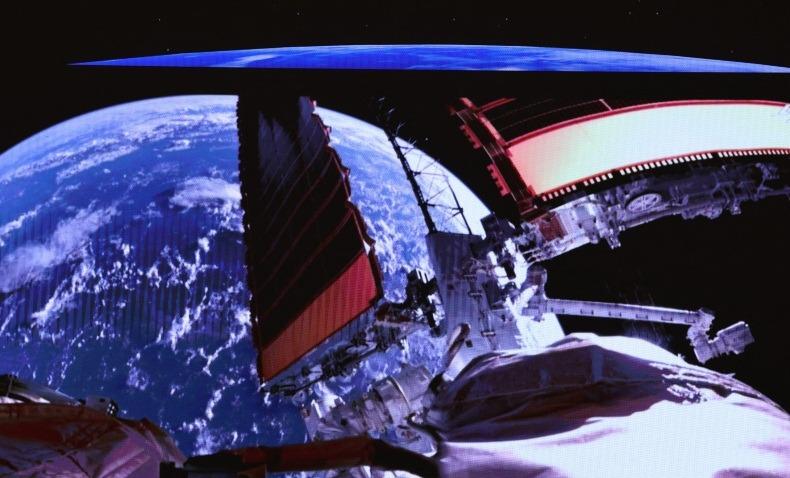Китай и Россия объявляют о начале новой эпохи конкуренции в космосе