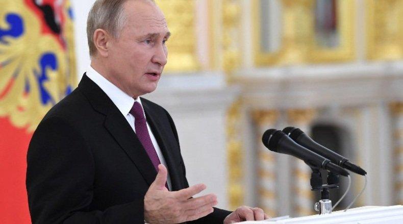 Путин ступает на скользкую почву, говоря о демографии