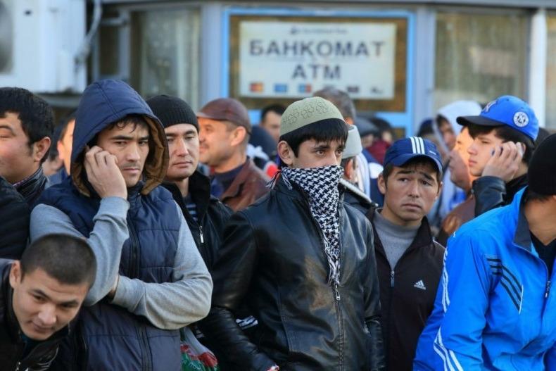 Доходы нелегально работающих мигрантов растут намного быстрее, чем доходы российских граждан