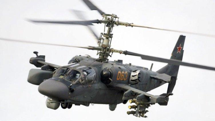 Почему ВМС НОАК предпочитает российские вертолеты Ка-52 раскрученным китайским Z-10?