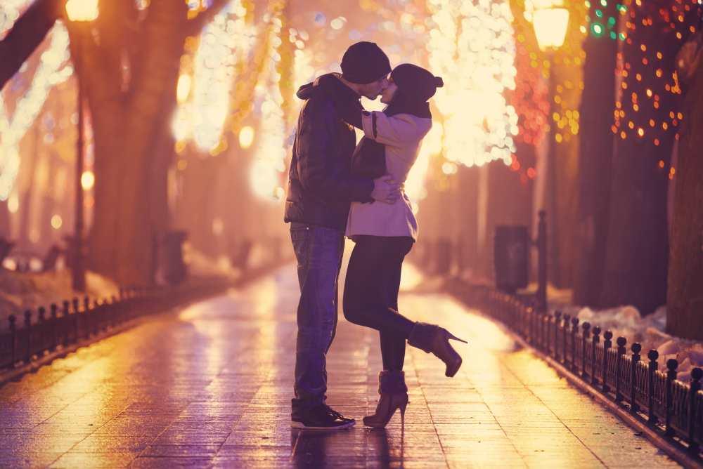 Три правила незабываемого поцелуя