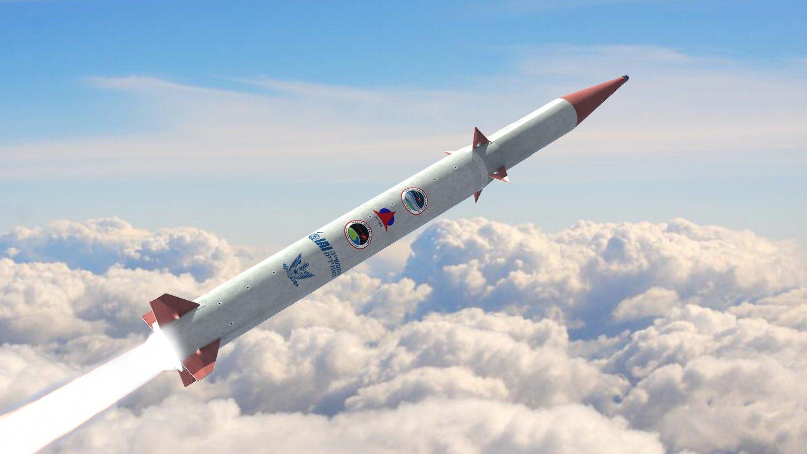США и Израиль стремятся опередить Россию и Китай с помощью «Стрелы», которая может сбивать гиперзвуковые  ракеты