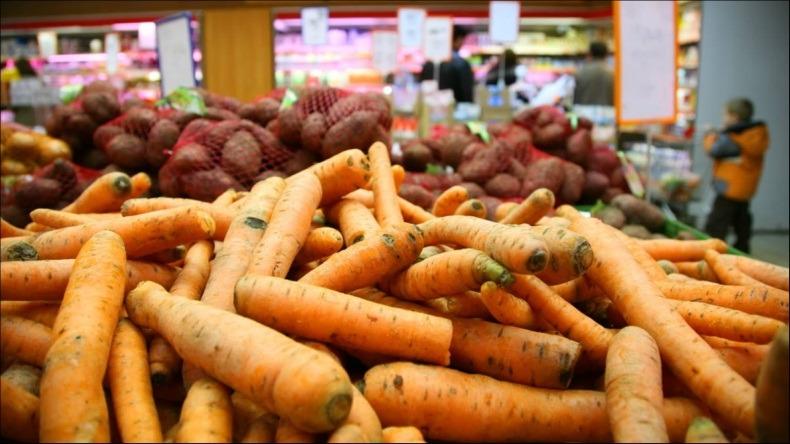 Цены на картофель и овощи в России бьют новые рекорды