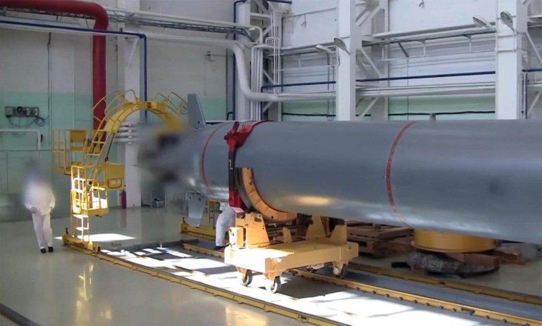 Снимки со спутника: Гигантская российская ядерная торпеда, способная уничтожать американские авианосцы