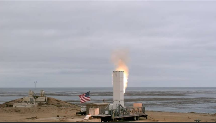 Последнее испытание Соединёнными Штатами гиперзвукового оружия провалилось