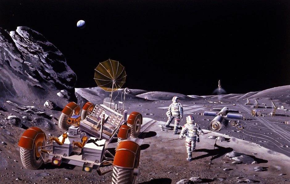 Китайско-российская лунная база? Все не так просто!