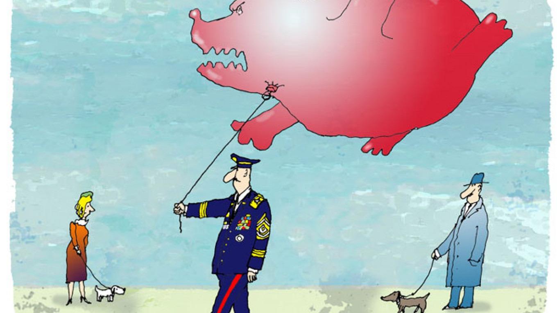 Какую угрозу представляет Россия для Америки?
