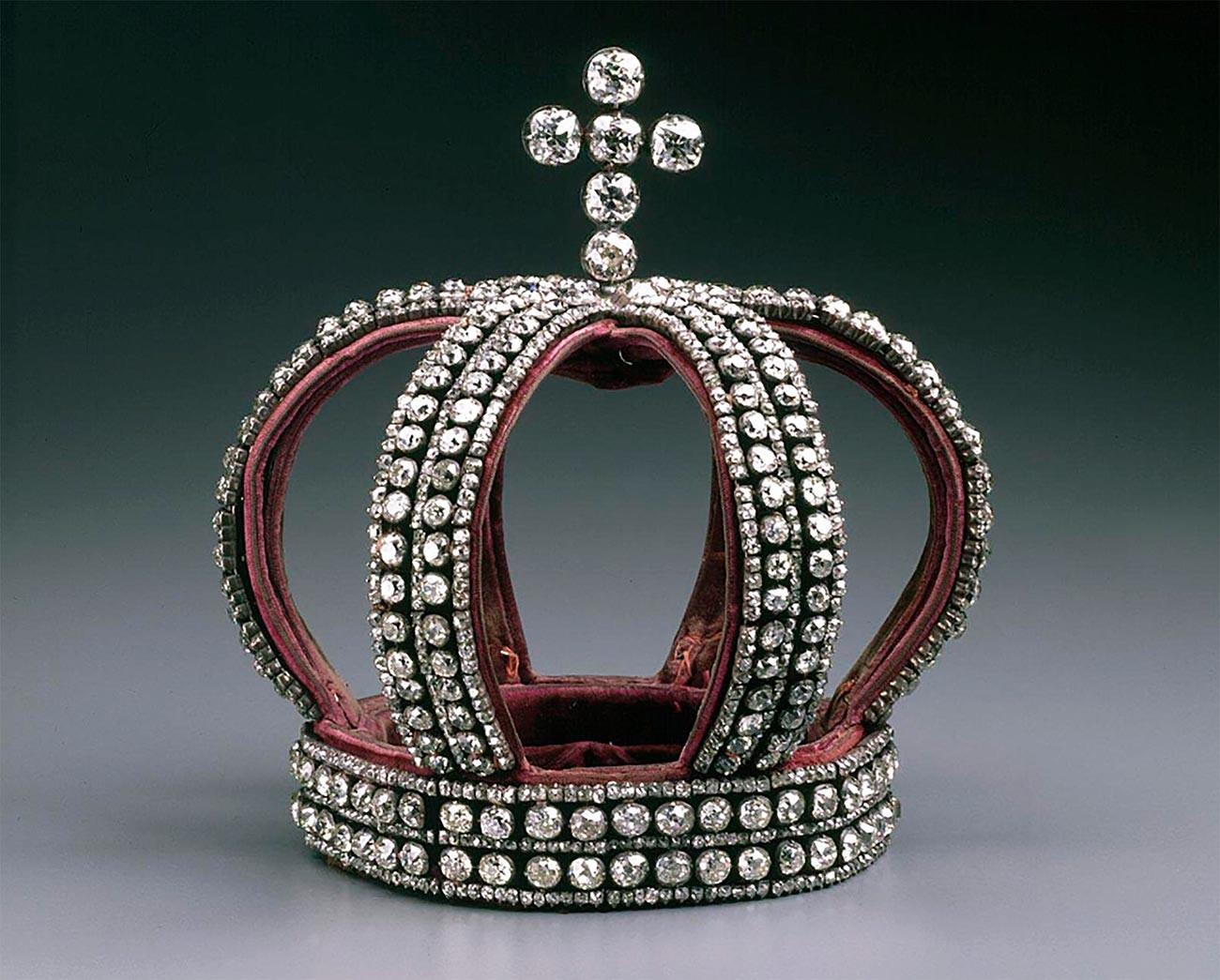 В каких государствах сегодня хранятся сокровища царской России. Часть 2