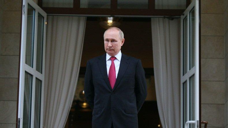 Путин пытается сократить расходы фонда, созданного на чёрный день, в преддверии энергетического перехода