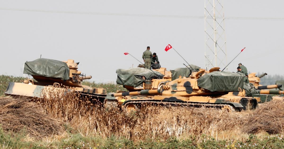 Взрывы в Сирии грозят втянуть Турцию и Россию в военную конфронтацию в Идлибе