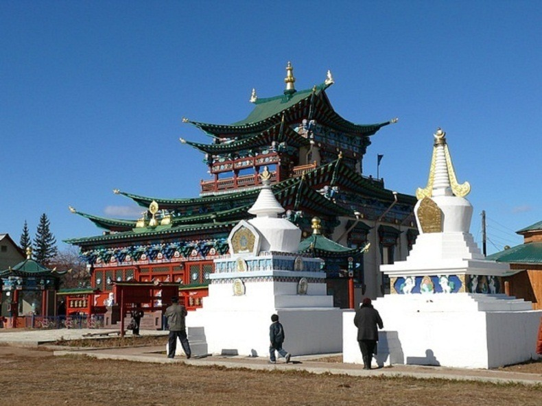 Могут ли российские буддистские республики осложнить отношения России с Китаем?