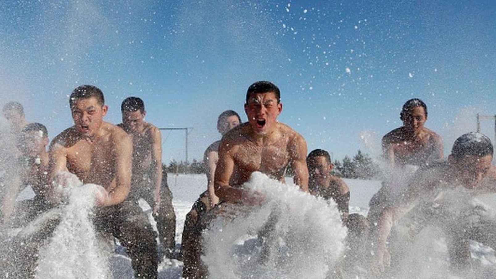 Пока в Америке прославляют женоподобных мужчин, Россия и Китай пропагандируют мужество
