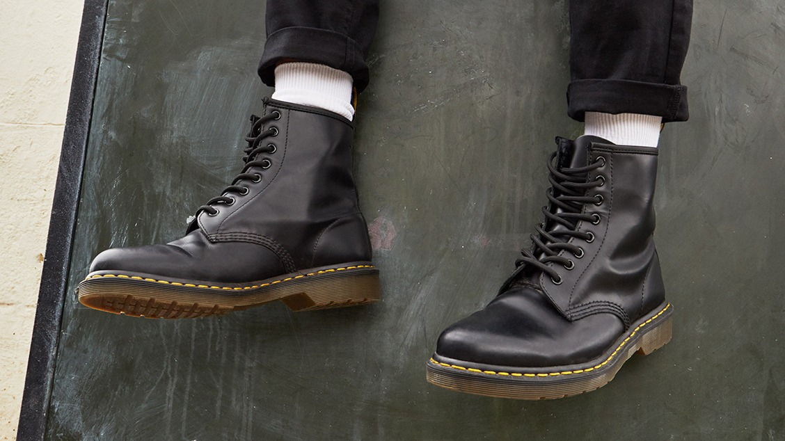 Обувь от компании Доктор Мартенс