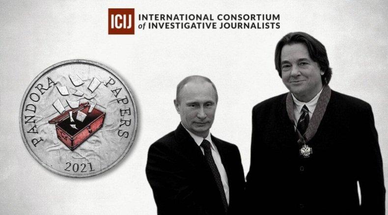 «Досье Пандоры»: Имиджмейкер Путина замазан в тайной оффшорной сделке на миллиард долларов