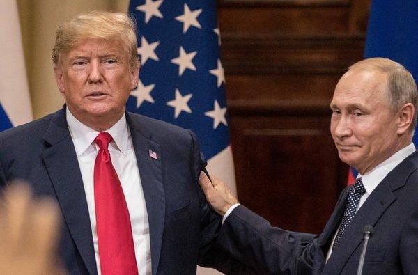 Путин и Трамп в финальной битве против Нового мирового порядка